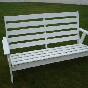 Furniture Groups Sandhamn 3 Seater Sofa White Eden Wood