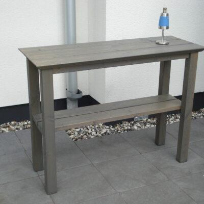 Furniture Groups  Viking Side Table Braun Impregnated Eden Wood