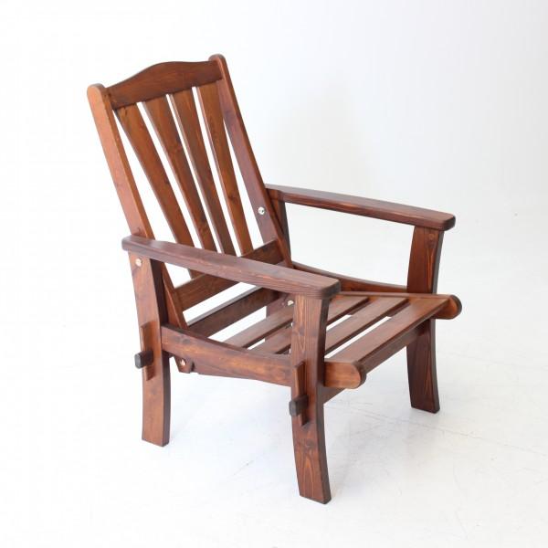 Furniture Groups Sandra Armchair Honey Eden Wood