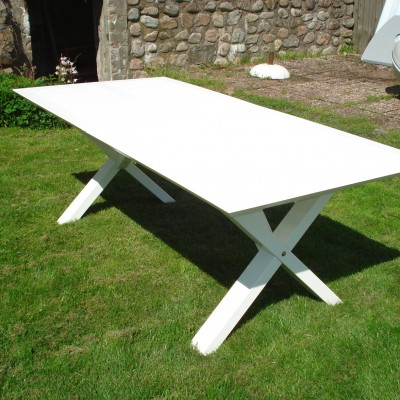 Furniture Groups Anna Table White Eden Wood 2