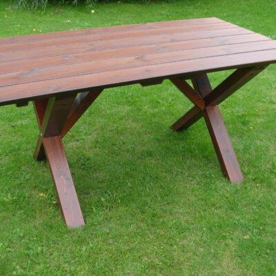 Furniture Groups Frida Table Honig Eden Wood