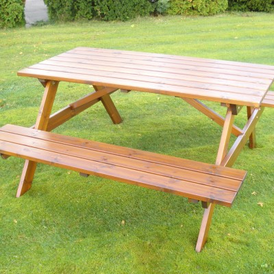 Picnic Tables Picnic 150 Honey Eden Wood