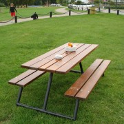 Picnic Tables Stockholm Picnic Honey Eden Wood 2