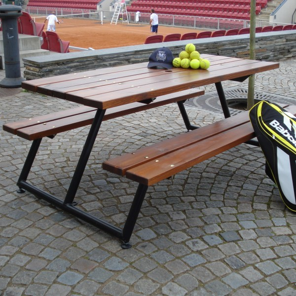 Picnic Tables Stockholm Picnic Honey Eden Wood