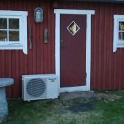 Other Heat Pump Cover VP123 Natural Eden Wood 2