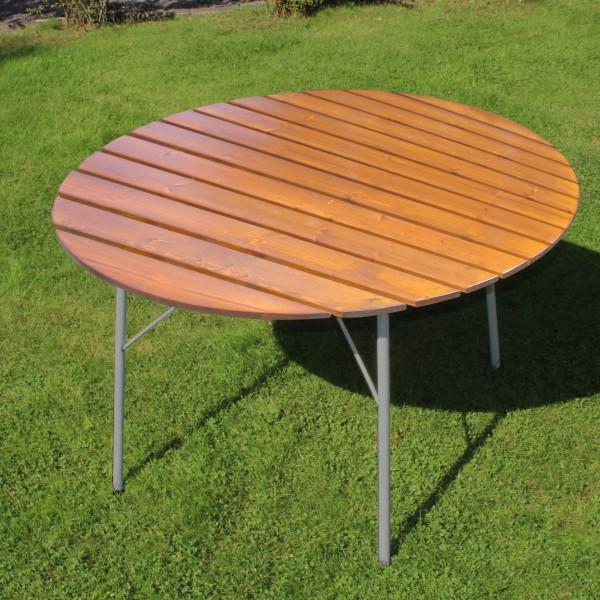 Café Wilma Table 100 cm Ø Honey Eden Wood